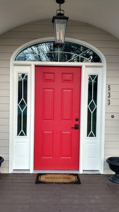 Belleville Fir Textured | Exterior Door | Masonite | Home Style ...