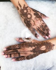 """""""***************************************** To book me as your henna artist please contact 07481956199 Insta DM Or email Henna Hand Designs, Dulhan Mehndi Designs, Mehendi, Mehndi Designs Finger, Wedding Henna Designs, Modern Henna Designs, Arabic Henna Designs, Beautiful Henna Designs, Mehndi Art Designs"""