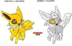 Eeveelutions by on DeviantArt Pokemon Eeveelutions, Eevee Evolutions, Kandi, Pixel Art, Video Game, Pikachu, Deviantart, Birthday, Fictional Characters
