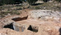 Innocent boys meticulously excavated 1,400-year-old winepress in Israel  Read more: http://www.ancient-origins.net/news-history-archaeology/innocent-boys-meticulously-excavated-1400-year-old-winepress-israel-003089#ixzz3ag5WuBMP