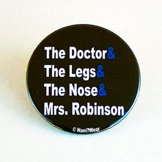 love the doctor!
