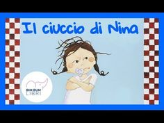 Il ciuccio di Nina AUDIOLIBRO | Libri e storie per bambini - YouTube Storytelling, Maya, Family Guy, Books, Matilda, Fictional Characters, Youtube, Tattoos, Drawings