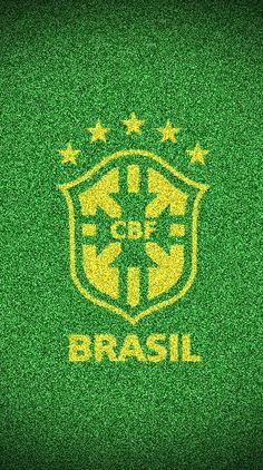 Wallpaper , papel de parede da seleção brasileira , energia positiva copa do mundo 2018 #Brasil