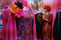 BABOUCHKA ROBE VOLANT 72,50 € http://www.antoineetlili.com/fr/product/femme/robe/152809,violet,babouchka-robe-volant.html