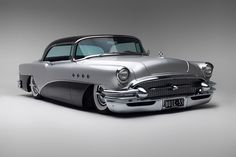 1955 Buick (I think this is one of Jay Leno's rides)