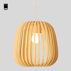 Bamboo Wicker Rattan Shade Pendant Light Fixture Rustic Country Japanese Modern Hanging Lamp Home Dining Room for decor