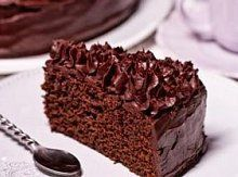 Mud cake, I'm baking it right now. Mini Cheesecakes, Baking Recipes, Cake Recipes, Czech Recipes, Mud Cake, Chocolate Sweets, Cake Tins, Savoury Cake, Mini Cakes