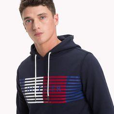 Tommy Hilfiger Logo Hoodie - Navy Blazer S Gents Shirts, Polo T Shirts, Timberland Style, Timberland Heels, Timberland Outfits, Timberland Fashion, Fashion Pants, Mens Fashion, Swag Fashion