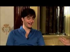 Harry Potter Cast speaks with American Accents
