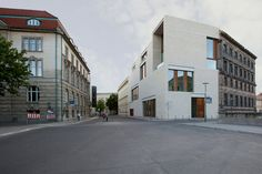 Gallery Building 'Am Kupfergraben 10', Berlin by David Chipperfield Architects
