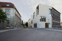 David Chipperfield Architects – Gallery Building 'Am Kupfergraben 10'
