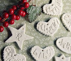 Pauper: Better Than Salt Dough :: Ornaments to Make::