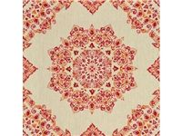 Kravet Print Orange PARVANI.712