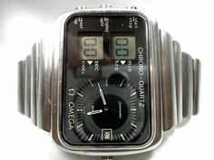 Retro Watches, Old Watches, Vintage Watches, Watches For Men, Led Watch, Timex Watches, Vintage Omega, Solar Energy, Digital Watch
