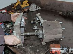 Np231 Transfer Case Upgrade Jeep Cherokee Xj Transfer Case Housing
