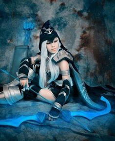 Ashe from League of Legends #LoL