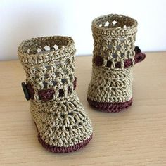 Baby Boots Fashion Spring | Craftsy