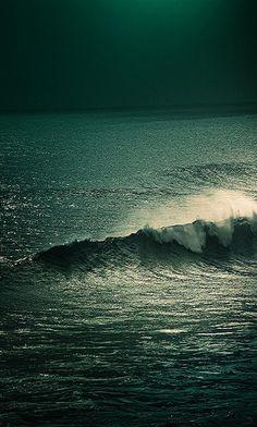 Wave Landscape, By CubaGallery