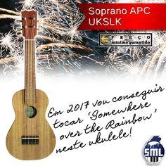 Boa tarde! O ukulele pode comprar aqui: http://www.salaomusical.com/pt/ukuleles/991-ukulele-soprano-apc-ukslk-laminado.html Parabéns pela escolha da canção!