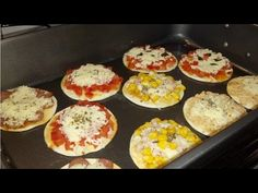 Curso Como Montar uma Pequena Fábrica de Pizza Congelada - Cursos CPT - YouTube Mini Pizzas, Receita Mini Pizza, Comida Pizza, Griddles, Griddle Pan, Bacon, Breakfast, Food, Gastronomia