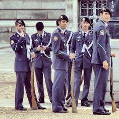 Soldiers in Spain