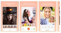 как сделать селфи, селфи, android, приложение android, приложения для android, приложение инстаграм Airbrush, Internet Marketing, How To Make, Instagram, Air Brush Machine