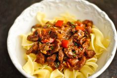Goulash by The Red Spoon