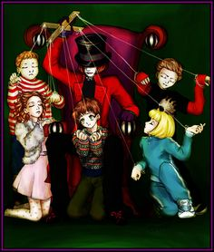 Puppet Master by Lucifer [©2005]