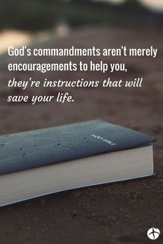 God's Word will save your life ❤️
