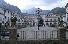 Grazalema Square