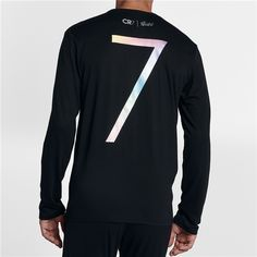 c75fc799a Nike CR7 Tee Long Sleeve Dry Logo - WorldSoccershop.com |  WORLDSOCCERSHOP.COM World