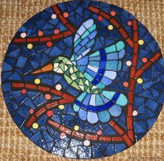 Мозаика на подносах. Мастер-класс и замечательные идеи (94) (582x570, 284Kb)