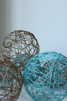 Key To Flow: Yarn Eggs/Balls