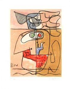 Le Corbusier - Unitè en Galería la Aurora