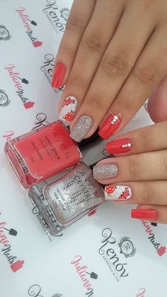 Stunning nail art trend ideas for 2019 013 Stunning nail art trend ideas for 2019 013 Aycrlic Nails, Cute Nails, Pretty Nails, Hair And Nails, Luxury Nails, Gel Nail Designs, Holographic Nails, Fabulous Nails, Flower Nails