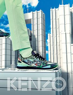 THE SPRING/SUMMER 2015 CAMPAIGN - PART #2 - Kenzine, the Kenzo official blog