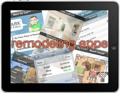 House Remodeling App on business apps, accounting apps, cooking apps, security apps, clothing apps, health apps, automotive apps, design apps,