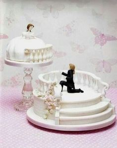 Bryllups kage
