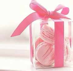 Pretty macaroons