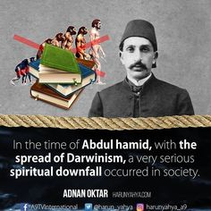 """In the time of #AbdulHamid II, hundreds of thousands of #Darwinist books were distributed in Anatolia. British Lord Cromer financed the booklet """"Risala al-Hamidiye"""" and was awarded  a medal. 20,000 copies were printed and dedicated to Abdul Hamid II.  #tv #broadcast en.a9.com.tr #islam #God  #quran #Muslim #books #adnanoktar #istanbul #islamicquote #quote #love #Turkey #art#instaart #fashion #music #luxury #UK #usa #travel #photoshoot #photooftheday  #nature#motivation #history"""