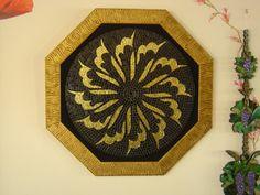 Mozaik Sanat Evi'nden yazı çalışması
