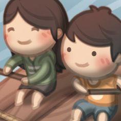 Love is… Teamwork