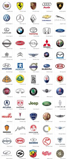 Car Logos inspiration for logo design. car based, not driving lesson based but s… Car Logos inspiration for logo design. car based, not driving lesson based but similar subject matter. Carros Lamborghini, Lamborghini Cars, Audi Cars, Luxury Sports Cars, Sport Cars, Rally Car, Car Car, Symbol Auto, Furious 7 Cars