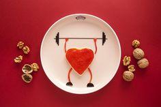 Un consejo que vale para todos los días: sigue una alimentación sana y practica ejercicio con regularidad... ¡Feliz Día Mundial del Corazón!
