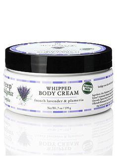 Deep Steep - Bath and Body Care Products   Whipped Body Cream #DeepSteepGlow #BodyCream