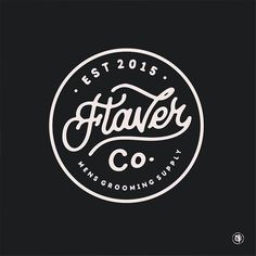 Latepost - commission work to Lettering Design, Hand Lettering, Logo Design, Badge Design, Label Design, Typography Logo, Logos, Ring Logo, Barbershop Design