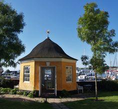 Pavillon at Fåborg, Denmark
