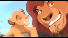 Sweet and sad Sad Disney, Disney Songs, Disney Art, Lion King Video, Lion King Movie, Walt Disney Animated Movies, Walt Disney Animation, Disney Princess Quotes, Disney Quotes