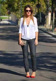 ideas de ropa para primavera 2014 | ActitudFEM