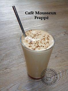 Café Mousseux Frappé au Cook'in